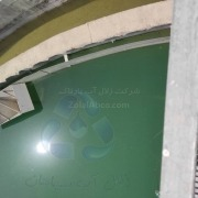 باکس جمع آوری چربی پل لجن روب تصفیه خانه شیراز: